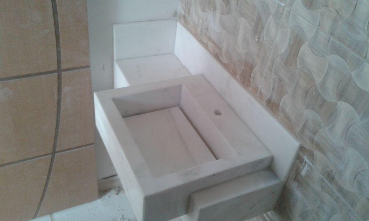 Serviços feito em marmores
